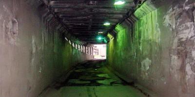 Тоннель под Московским проспектом