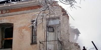 Улица Крупской, 14, демонтаж