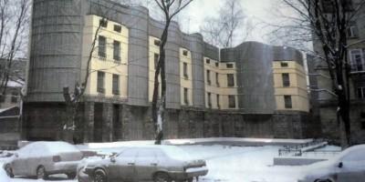 Улица Лабутина, 3, проект