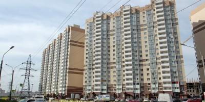 Улица Михаила Дудина, дом 12