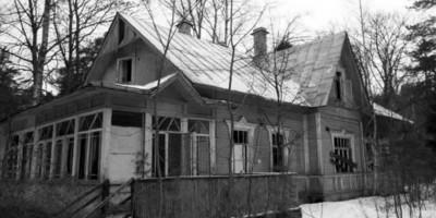 Вилла Рено, Комарово