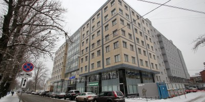 Заставская улица, 22, корпус 2, бизнес-центр