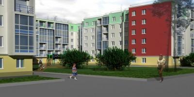 Зеленогорск, проект дома на Строителей