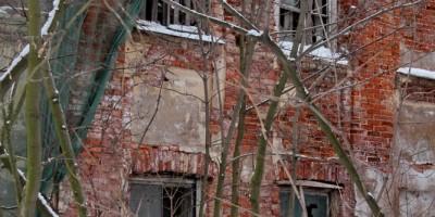 Жилой дом Александро-Невского Антониевского духовного училища, заброшенный