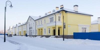 Жилой дом на Анциферовской