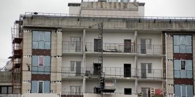 Жилой комплекс Life-Приморский, балконы