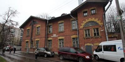 Дом призрения Германского благотворительного общества имени императора Вильгельма I на Новороссийской улице, 46, корпус 2