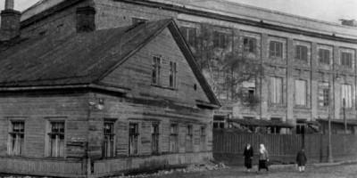Фабрика-кухня на Московском