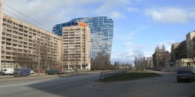Гражданский проспект, 14, проект жилого дома, высотка