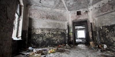 Кронштадт, дом на Пролетарской, 30, интерьер