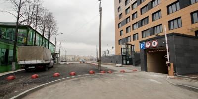 Леснозаводская улица