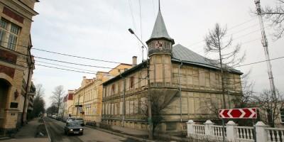 Ломоносов, Еленинская улица, 26