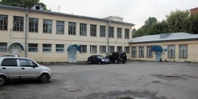 Лиговский проспект, 291, ветеринарная станция