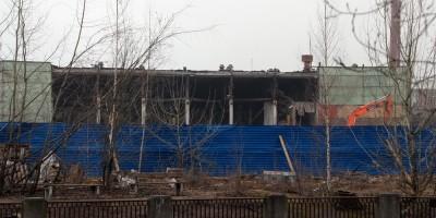 Магнитогорская улица, 11, корпус после сноса