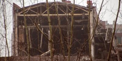 Магнитогорская улица, 11, снесенный корпус