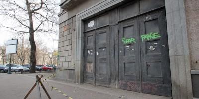 Московский проспект, 114, двери