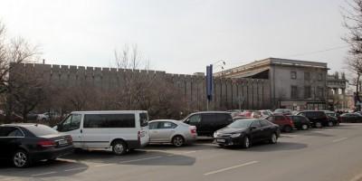 Московский проспект, 114, фасад вдоль Лиговского проспекта