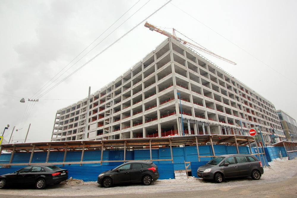 Невская ратуша, строительство