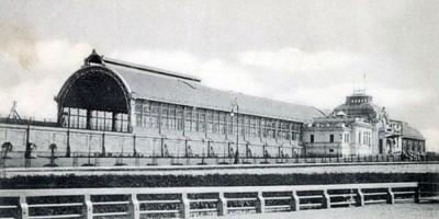 Павильон Царскосельского вокзала