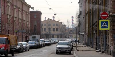 Подольская улица