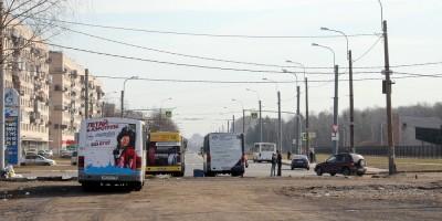 Проспект Ветеранов, маршрутки