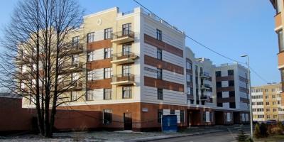 Пушкин, Колокольный переулок, 6, корпус 2