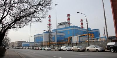 Рыбинская улица, газотурбинная электростанция