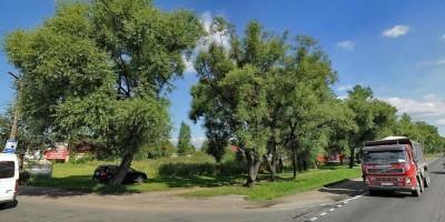 Угол Рабочей и Таллинского в Старо-Панове