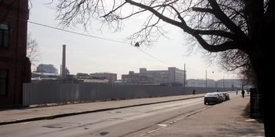 Улица Александра Матросова