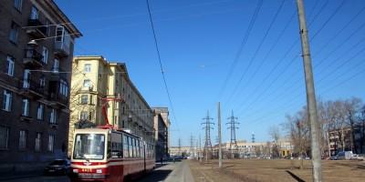Улица Новостроек
