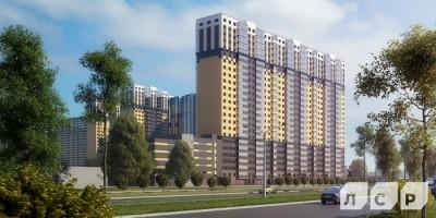 Жилой комплекс Цивилизация на Дальневосточном, улица