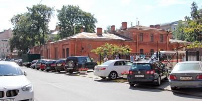 3-я Советская улица, корпуса НИИ гигиены