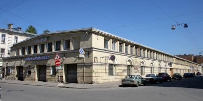 Басков переулок, 2