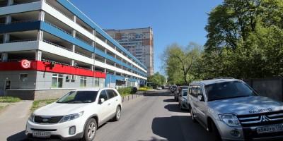 Бекетовская улица
