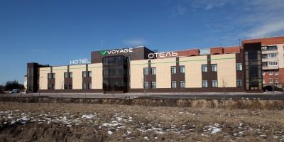 Гостиница Voyage на Пулковском шоссе, 105, корпус 2