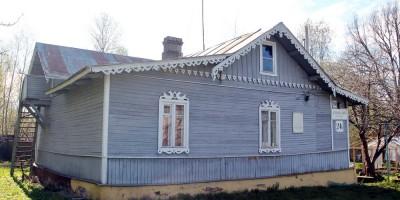 Ломоносов, Иликовский проспект, 24б, дом Дегтярева