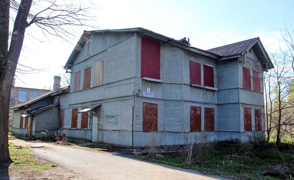 Ломоносов, Иликовский проспект, 8