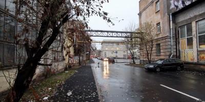 Малая Разночинная улица