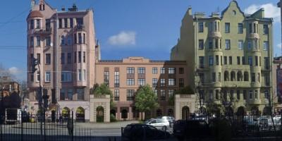 Проект жилого дома на Пионерской улице