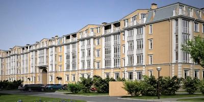 Проект жилого комплекса в Стрельне