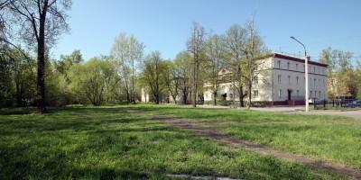 Пушкин, место дома Давыдова