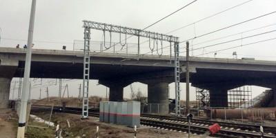 Путепровод на Петербургском шоссе