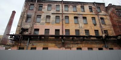 Пионерская улица, дом 33, литера А, левый корпус на Малой Разночинной улице