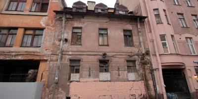 Пионерская улица, дом 33, литера Б