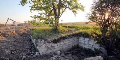 Смоленская церковь, фундаменты