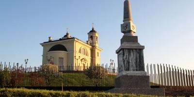 Смоленская церковь к Экспофорума