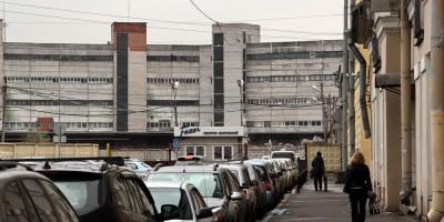 Смоленская улица, после сноса элеватора