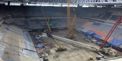 Стадион на Крестовском, скорее всего, станет «Крестовским»