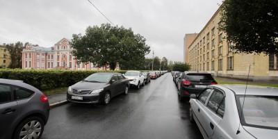 Ставропольский переулок