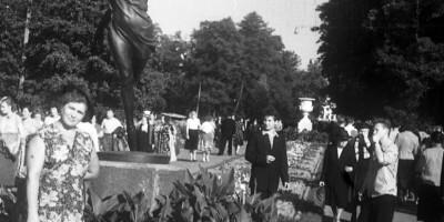 Статуи ЦПКиО